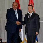 """Šef egipatske diplomatije o tome šta znači """"zamrznuto priznanje"""" Kosova"""