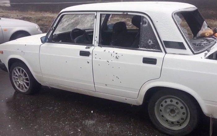 """Izrešetana """"lada"""": Razbijena teroristička ćelija u Rusiji (video)"""