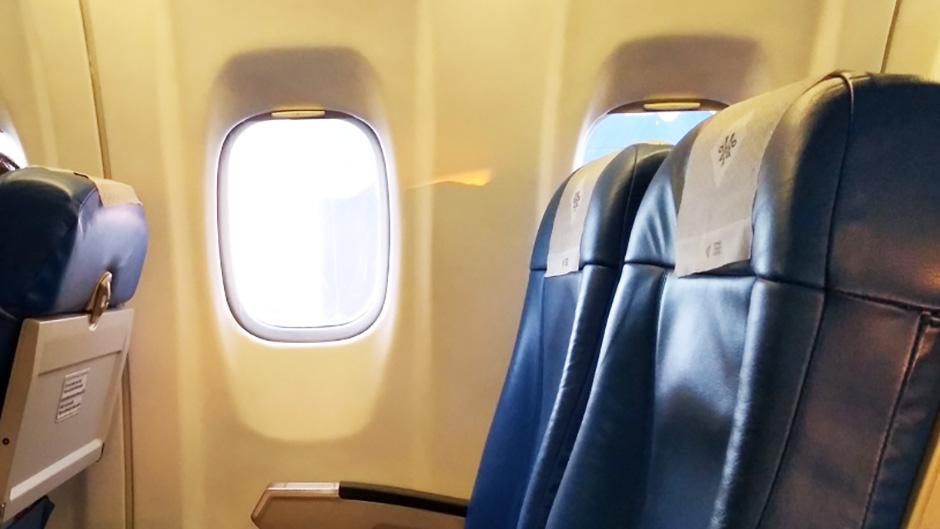 Ovo je najprljavija stvar u avionu!