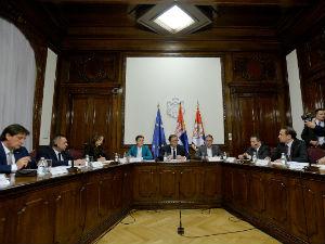 Počela sednica Saveta za nacionalnu bezbednost