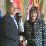 Sobotka: Srbija rado viđena u EU ako nastavi borbu protiv korupcije