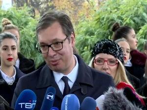 Vučić: Haradinaju ostalo još 26 dana da sruši vlast u Beogradu