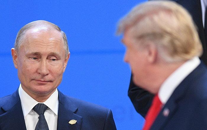 Pompeo: Tramp želi sastanak s Putinom