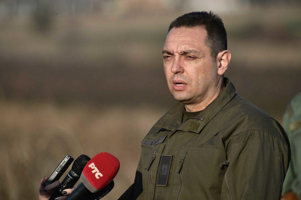 Vulin odgovorio Haradinaju: Albanci sa Kosova su već u Iraku i Avganistanu