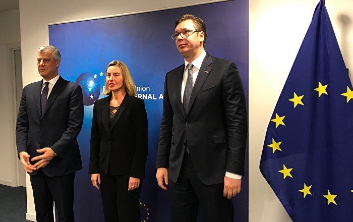 Haradinaj: Federika Mogerini odgovorna za prekid dijaloga Beograda i Prištine