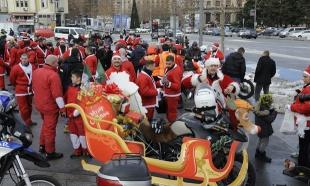 Bajkeri kao Deda Mrazovi