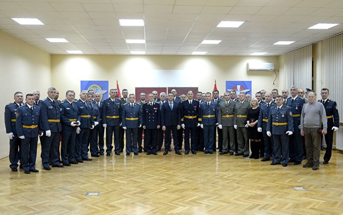 Srbija nastavlja sa modernizacijom i opremanjem RV i PVO