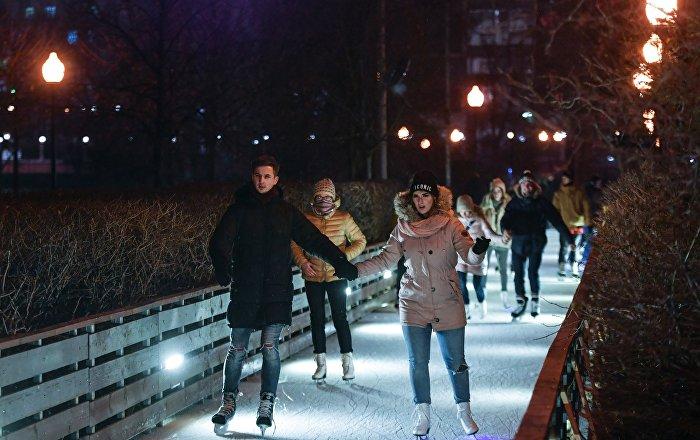 Srušio se most u parku u Moskvi, ima povređenih