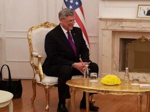 Ambasador SAD u Prištini: Formiranje vojske Kosova pozitivan korak