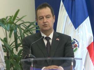 Dačić: Graditi prijateljske odnose i strateško partnerstvo