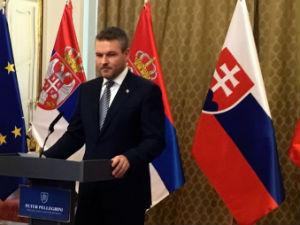 Pelegrini: Slovačka izričito protiv formiranja vojske Kosova