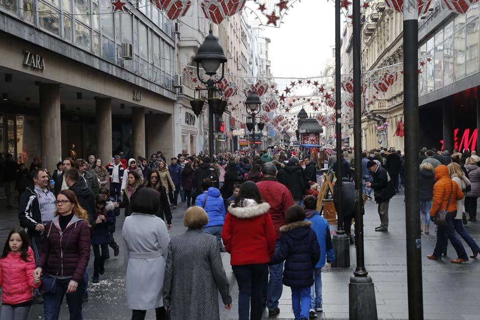 Stiže nam veliki broj turista