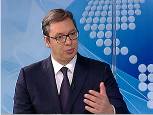 Vučić: Nećemo dozvoliti da naši ljudi na KiM ostanu bez podrške države Srbije
