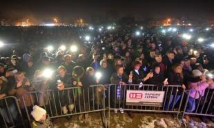 Novosađani u žestokom ritmu i u Srpsku novu godinu, Nišlije uživale uz Natašu Bekvalac