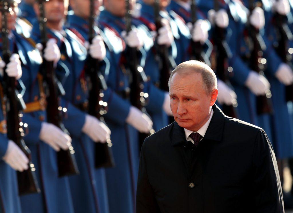 Putin sa nacionalnim savetom bezbednosti o poseti Srbiji, specijalna tema KOSOVO