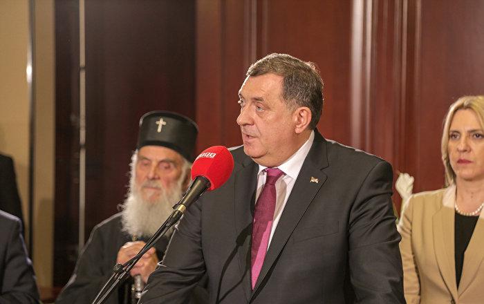 Dodik: Kakav NATO, u Briselu samo o evropskom putu BiH