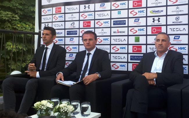 Nikola Lončar objasnio kako se dovode igrači u Partizan, šta Trinkijeri zahteva, šta će biti sa Pecarskim, Aranitovićem...