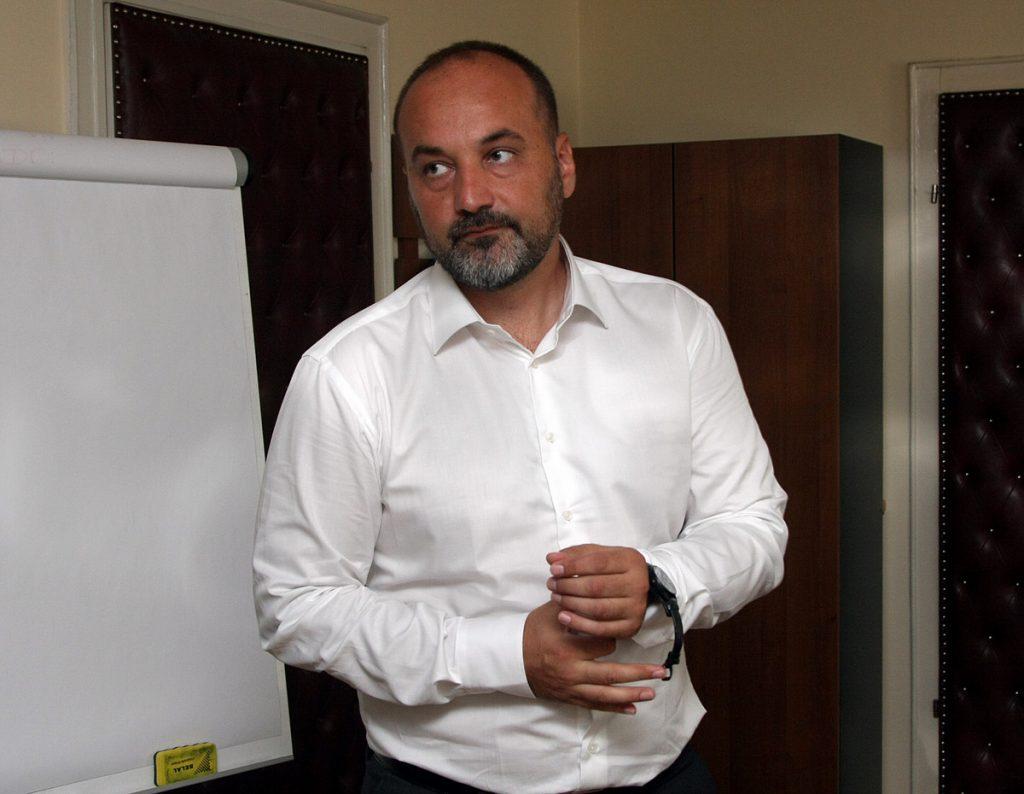 Saša Janković napustio PSG dan posle izbora Trifunovića