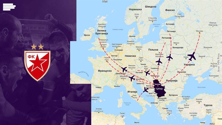 MONDO i Zvezda kroz Evropu u 2018. godini