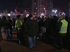 Protest građana u Nišu