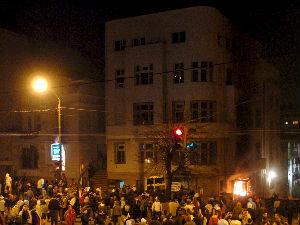 Skot: Tužno što niko nije kažnjen za paljenje ambasade SAD