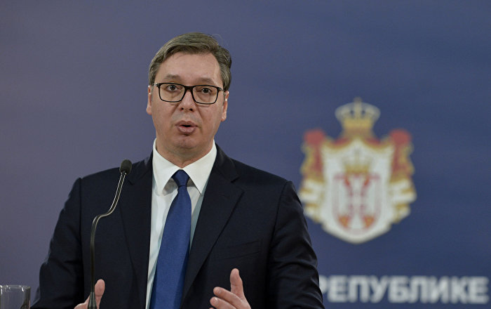 Vučić: Ja neću da se igram kao što su uradili u Makedoniji
