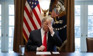 ZID OD ŠTAPA I ŠARGAREPE:  Donald Tramp o stanju nacije