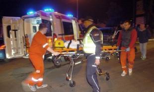 Povređeno sedmoro u pet saobraćajnih nezgoda