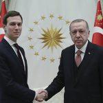 Erdogan i Trampov zet razgovarali o inicijativi za Bliski istok