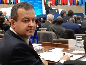 Dačić: Uspeh borbe protiv terorizma zavisi od saradnje država