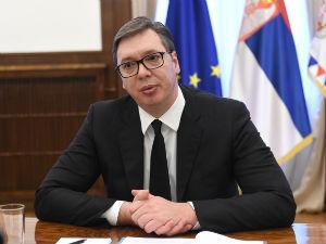 Vučić: Srbija mora da sačuva svoje nacionalne interese