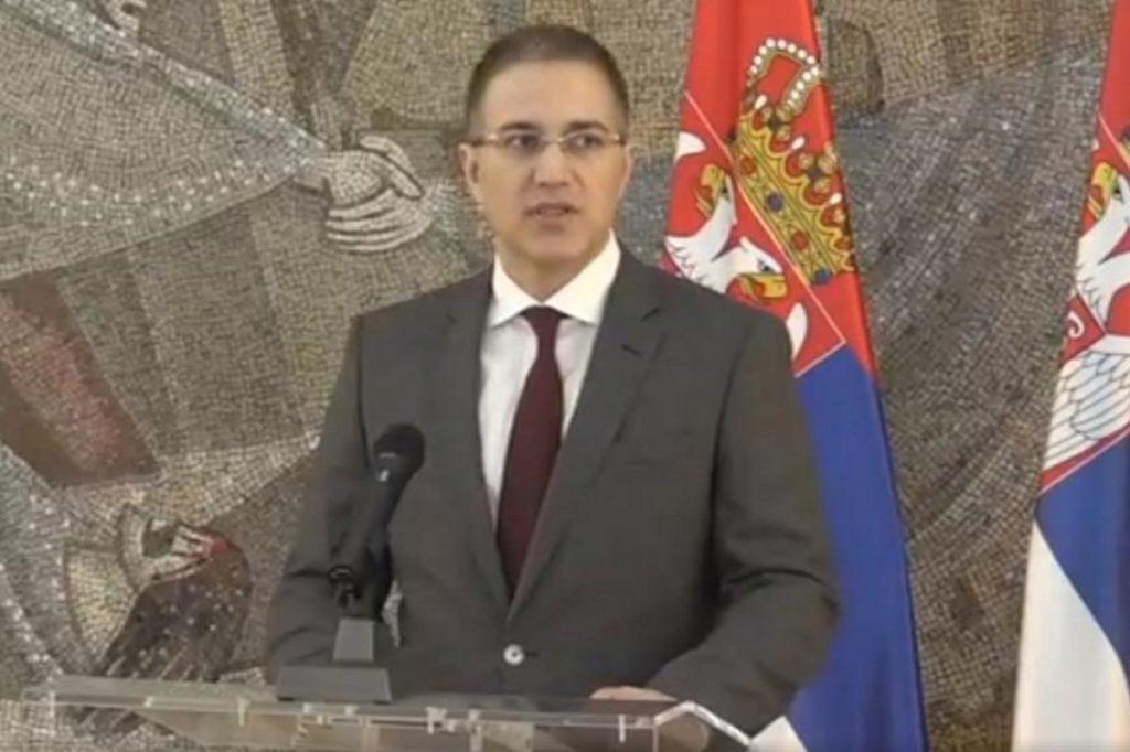 REAKCIJA NA PRETNJE Stefanović Haradinaju: Ne pomišljaj na nasilje nad Srbima