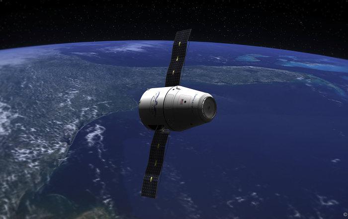 """Svemirska kapsula """"Dragon"""" prikačila se na Međunarodnu svemirsku stanicu"""