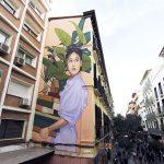 Beogradski umetnik dobio ovacije za mural u Madridu