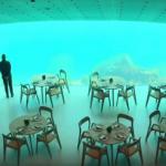 restoran pod vodom, podvodni restoran
