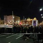"Protest ""Jedan od pet miliona"" u Beogradu"