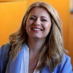Prvi put žena na čelu Slovačke