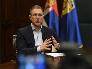 Stefanović Haradinaju: Ne pomišljaj na nasilje prema Srbima