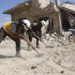 """""""Beli šlemovi"""" pripremaju nove hemijske provokacije u Siriji"""