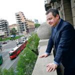 Dačić: Tamo su napali Srbiju i Vučića