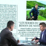 Gujon za RTS: Srbija bila gađana bombama, a Francuska lažima