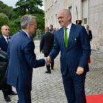 Meta: NATO garant integriteta KiM