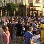 "Protest ""1 od 5 miliona"" u Beogradu, 28. put"