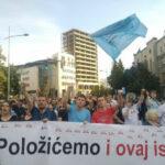 Protest studenata u Novom Sadu