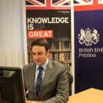 Britanski ambasador u Prištini: Ne glasajte za one koji su činili kriminalna dela