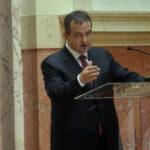 Dačić odbacio kritike Majkla Karpentera