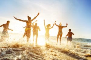 Voda na crnogorskim plažama je super, slobodno plivajte