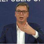 Vučić: Neću scene iz Pariza na ulicama Beograda