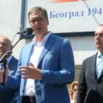 Vučić smatra da bi Srpska lista trebalo da učestvuje na izborima
