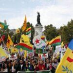 Protesti Kurda širom Evrope zbog turske ofanzive (FOTO)